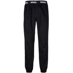 Nihil Yaba Pants Men Black Ink